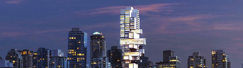 Wow-arkkitehtuuri valtasi Vancouverin
