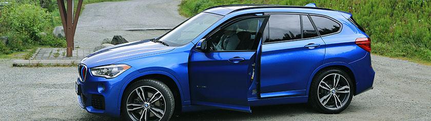 Neljä kesää BMW X1 ratissa