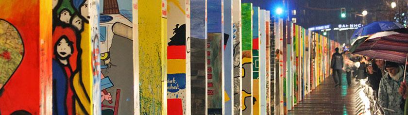 20 vuotta Berliinin muurin murtumisesta