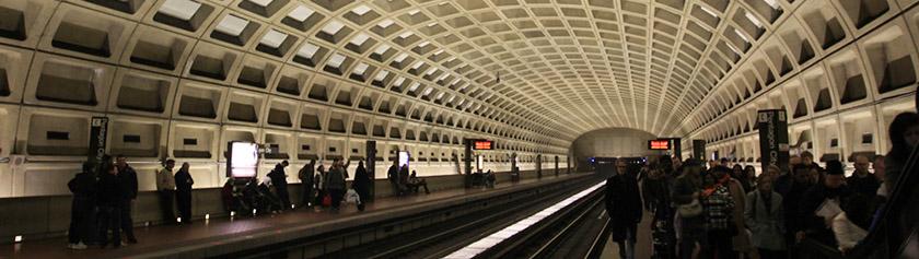 Washingtonin metro