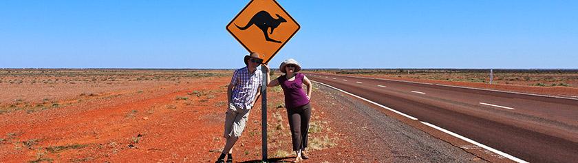 Automatka halki Australian Outbackin