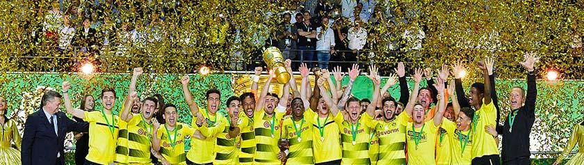 Dortmund jälleen mestariksi