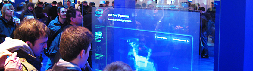 Virtuaalilammikoita CeBITissä
