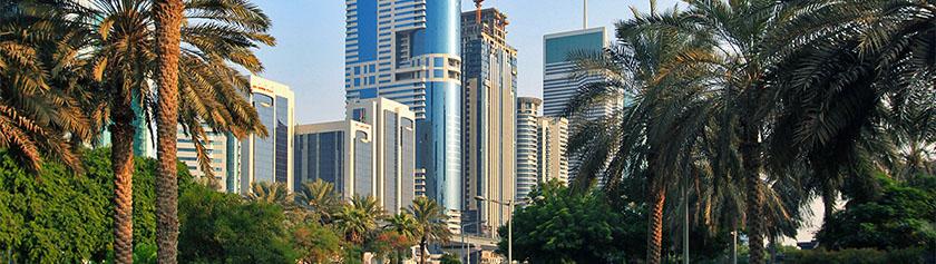 Matkakuvia Dubaista