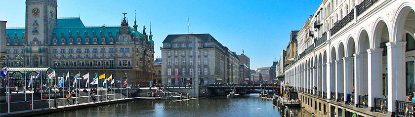 Pääsiäisretki Hampuriin