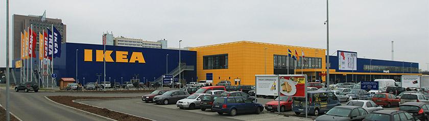 Maailman toiseksi suurin IKEA