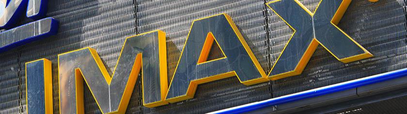 Näkemiin IMAX, tervetuloa Event Cinema
