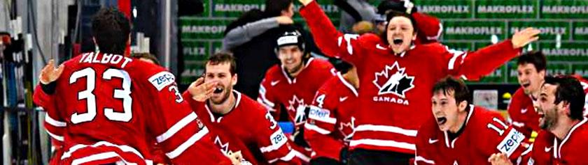 Kanadalle 26. jääkiekkokulta