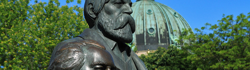 Marx ja Engels käänsivät selkänsä idälle