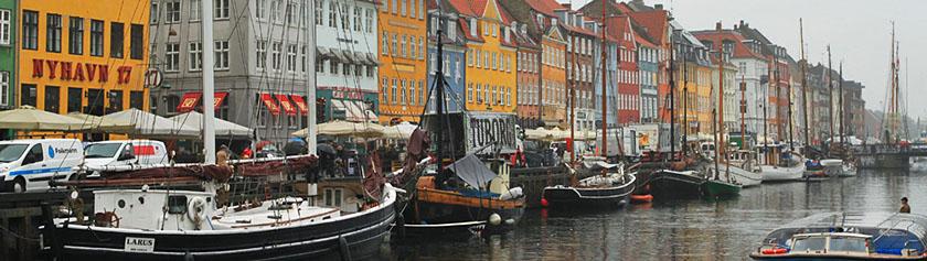 Kesälomatka kohti Suomea ja sateinen päivä Kööpenhaminassa