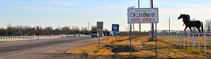 Oklahoman preerialla