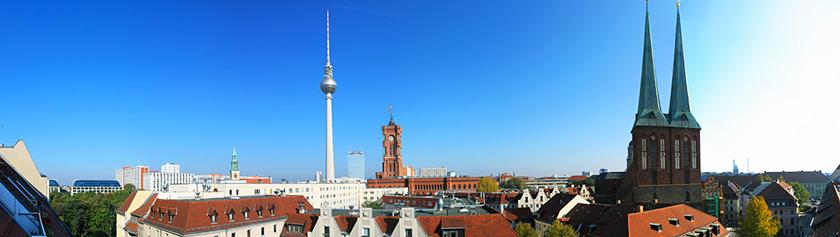 Berliinin hyvät puolet