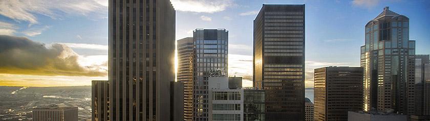 Luontonähtävyyksiä sekä herkuttelumatka Seattleen