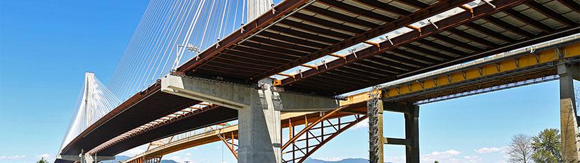 Marjaretki yli suurten siltojen