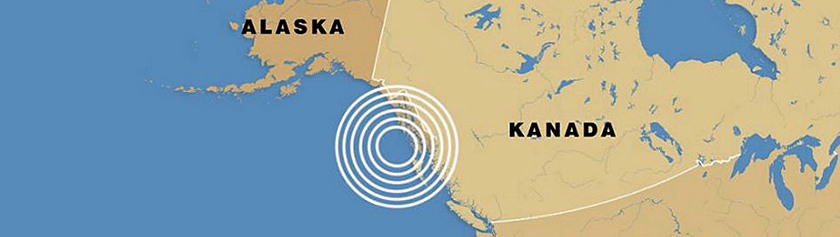 Ensimmäinen maanjäristyksemme