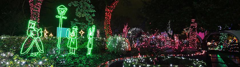 Joulun valoa Burnabyssä