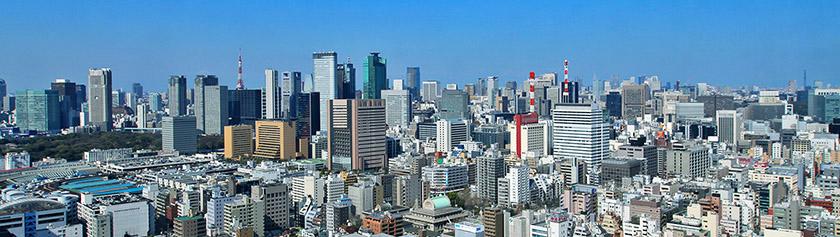 Nousevan auringon Tokio