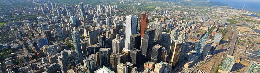 Taivaisiin kasvanut Toronto