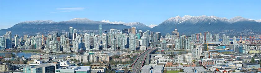 Seuraava kotimme on Vancouver!!