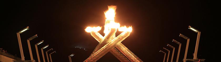 Olympiatuli syttyi Vancouveriin