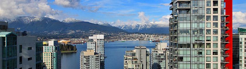 Asunnonmetsästystä Vancouverissa