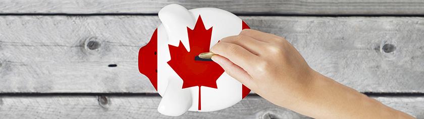 Verotus Kanadassa