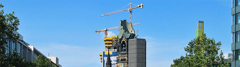 Berliinin korkein rakennustyömaa